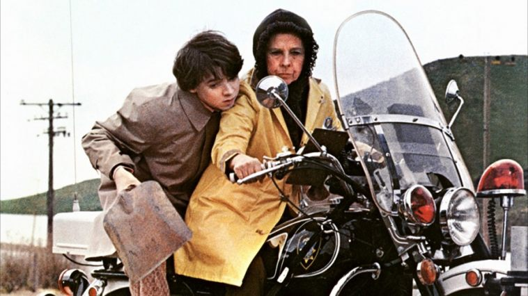 Still from Harold and Maude, 1971, © Paramount Pictures