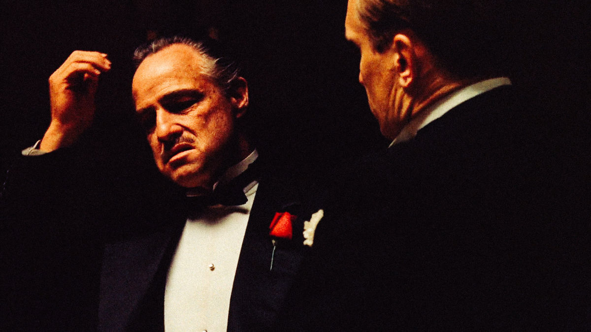 Still from The Godfather, 1972, © Paramount Pictures