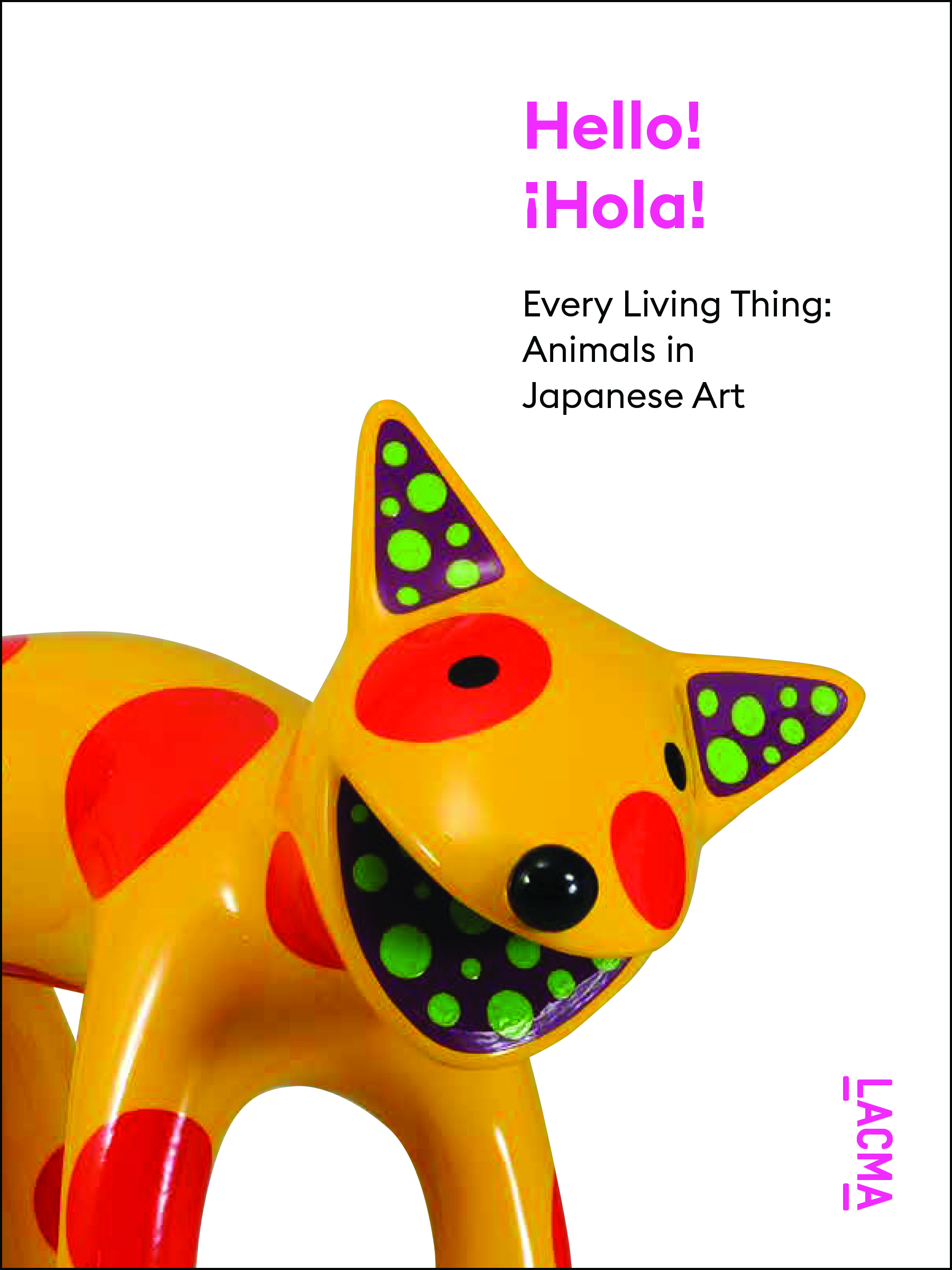 Family guide for Every Living Thing: Animals in Japanese Art