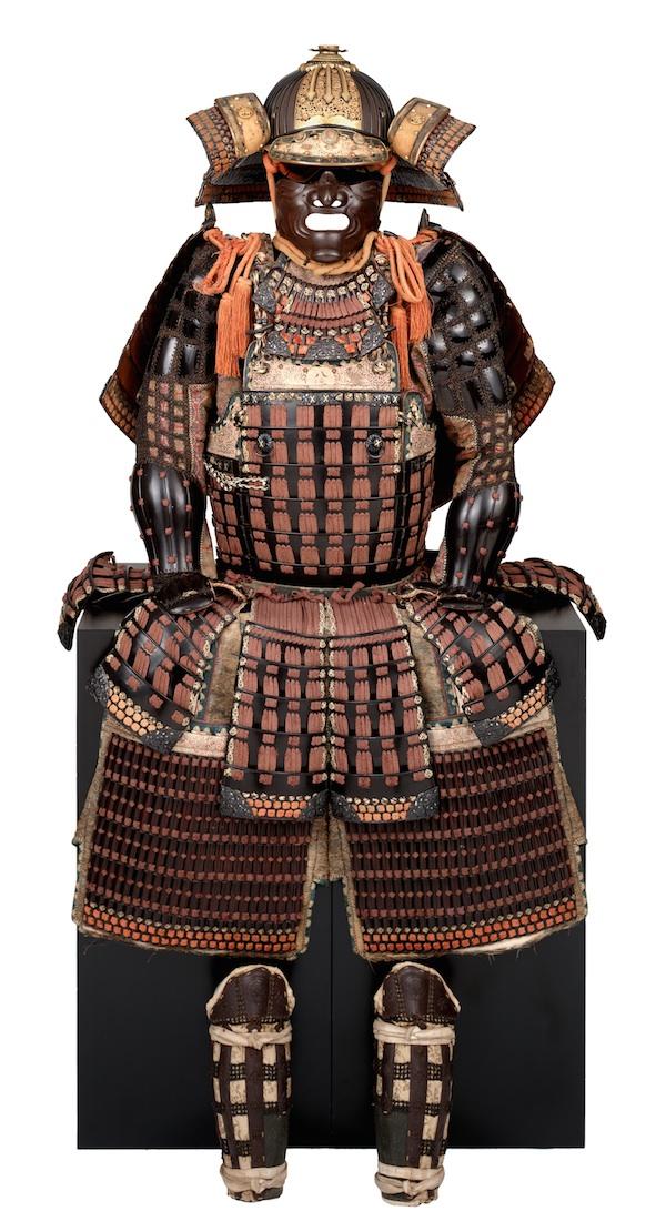 Functional Art Armor Of The Samurai Unframed