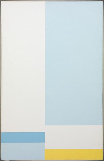 John McLaughlin Paintings Total Abstraction UnframedJohn Mclaughlin Artist