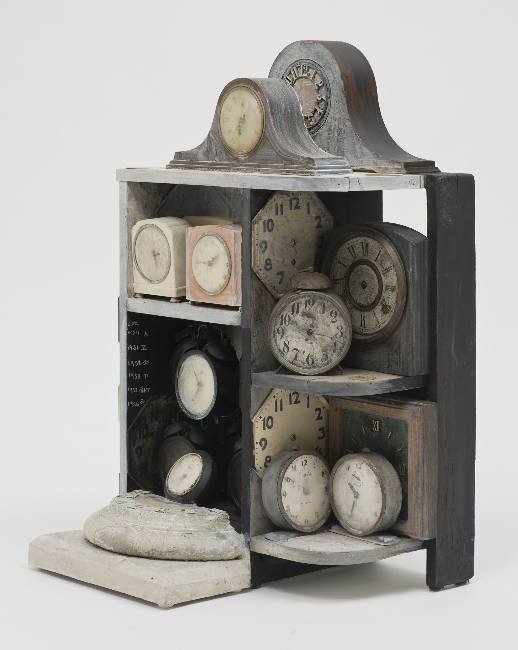 Betye Saar, Still Ticking, 2005, courtesy of the artist and Roberts Projects, Los Angeles, CA, ©Betye Saar, photo by Brian Forrest