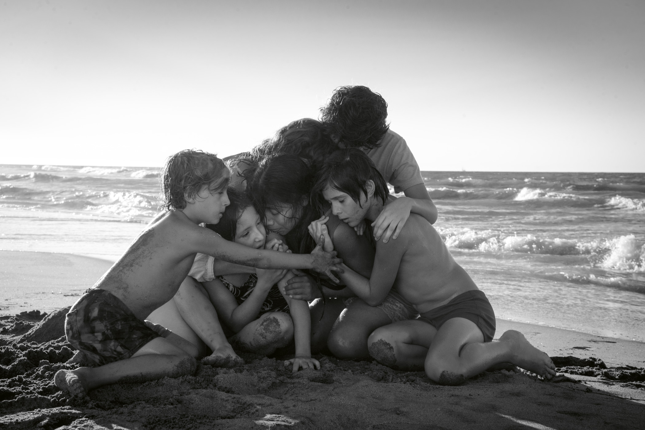 ROMA (2018), by writer, director, and cinematographer Alfonso Cuarón, courtesy Netflix Films, © Carlos Somonte