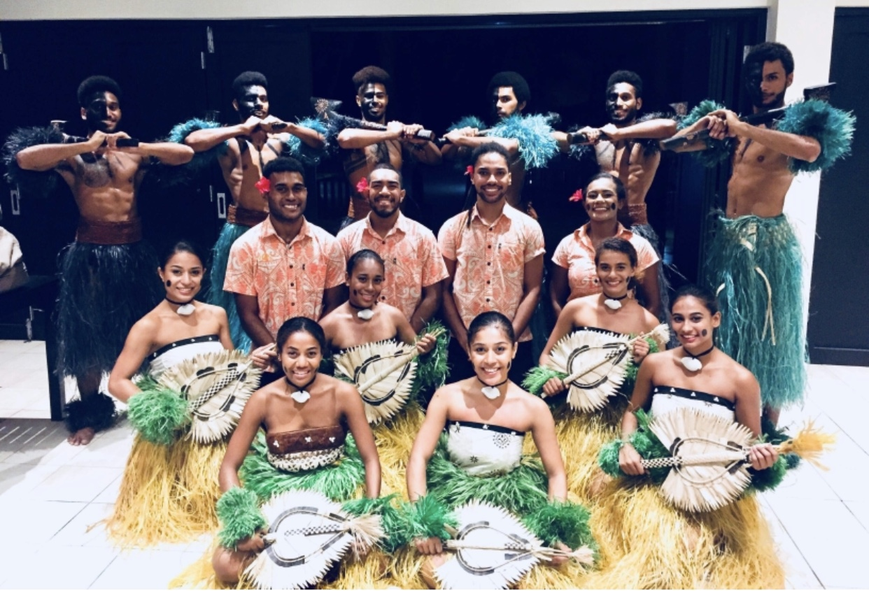Image courtesy of VOU Fiji Dance Company