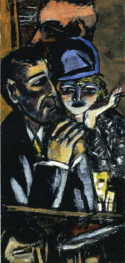 Max Beckmann, Bar, Brown, 1944, © Max Beckmann Estate/Artists Rights Society (ARS), New York/VG BILD-KUNST, Bonn