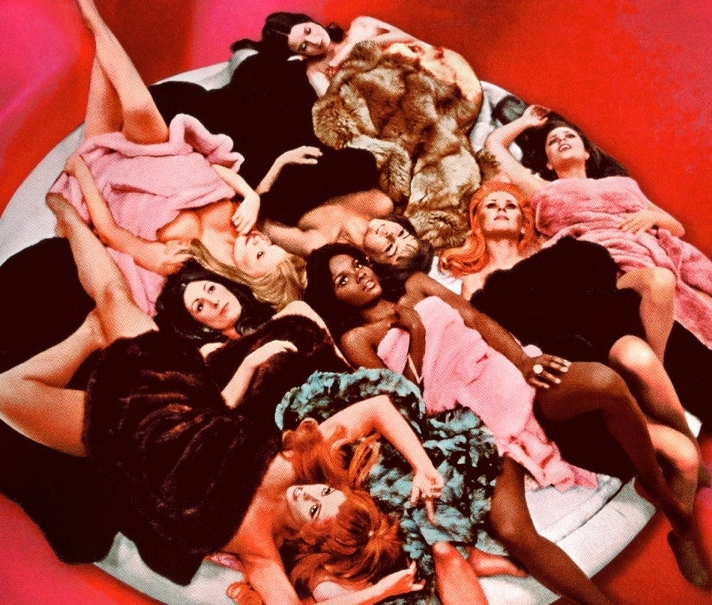 Still from Beyond the Valley of the Dolls, 1970, © Twentieth Century Fox