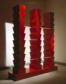 Adesso peró (But Now) bookcase, Ettore Sottsass