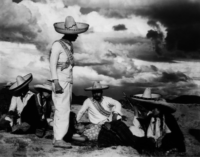 Gabriel Figueroa, film still from Enemigos, directed by Chano Urueta, 1933, © Gabriel Figueroa Flores Archive