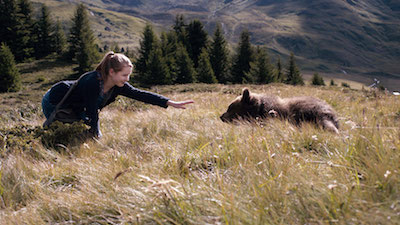 [Still from Clara and the Secret of Bears] {Courtesy of Tobias Ineichen}