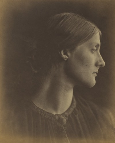 Julia Margaret Cameron, Ms. Herbert Duckworth (née Julia Jackson), The Marjorie and Leonard Vernon Collection, gift of the Annenberg Foundation and Carol and Robert Turbin