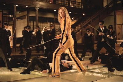 Still from Kill Bill, 2003