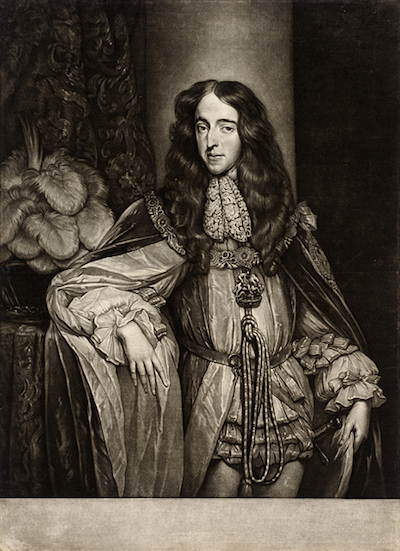 Jan Verkolje I,  William III, King of England, c. 1688, gift of David and Francis Elterman through the Graphic Arts Council