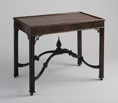 Attributed to Robert Harrold, China Table, gift of Alice Braunfeld
