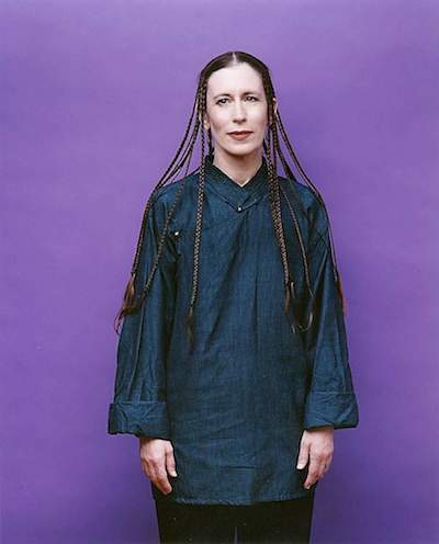 Meredith Monk, photographed by Jesse Frohman