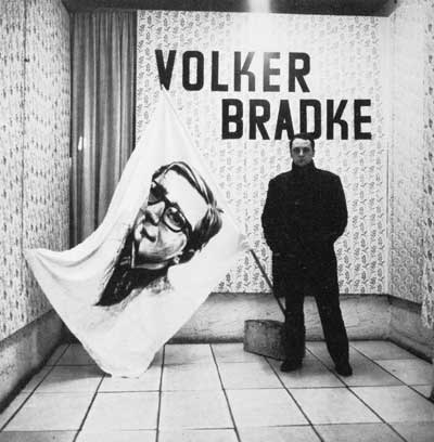 Gerhard Richter, View of Volker Bradke exhibition, 1966, photo courtesy The Cranford Collection, London