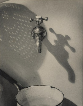 Gordon Coster, The Spigot and the Shadows, United States, 1927, gift of Gordon H. Coster