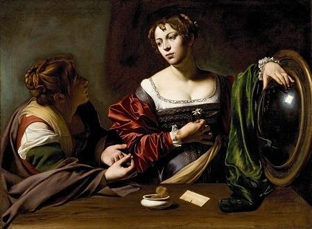 Michelangelo Merisi, Caravaggio (1571-1610)