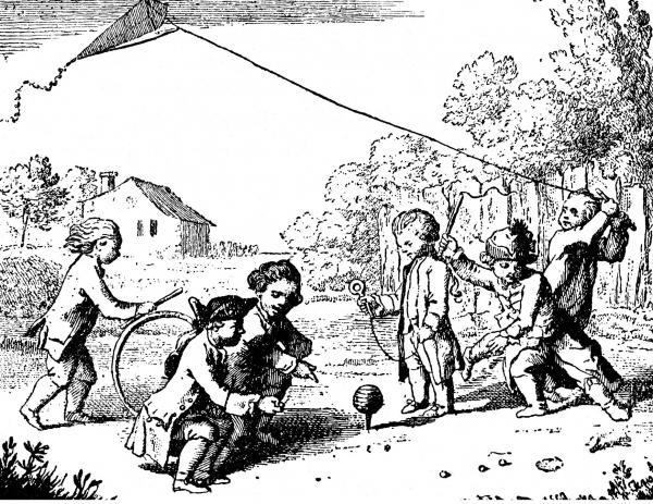 Daniel Chodowiecki, 18th century, photo: INTERFOTO/Alamy Stock Photo