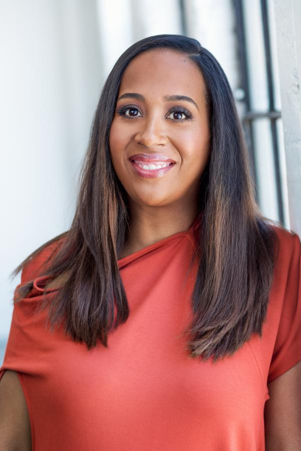 Naima J. Keith, photo courtesy of Naima J. Keith