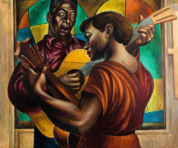 Art and Soul: Charles White and Music | Unframed