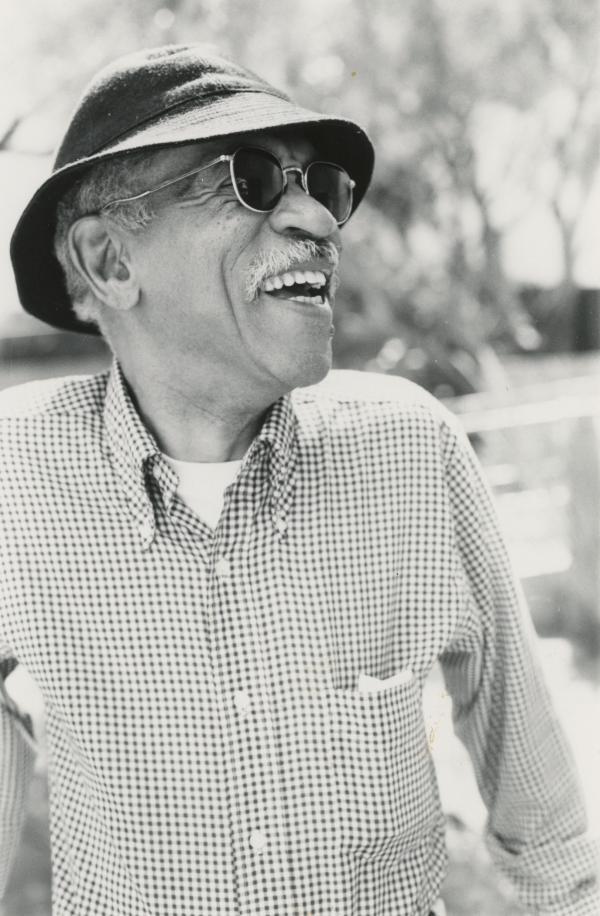 Charles White, photo courtesy the Charles White Archives