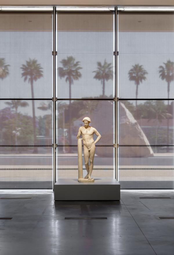 Installation photograph, To Rome and Back: Individualism and Authority in Art, 1500–1800, Los Angeles County Museum of Art