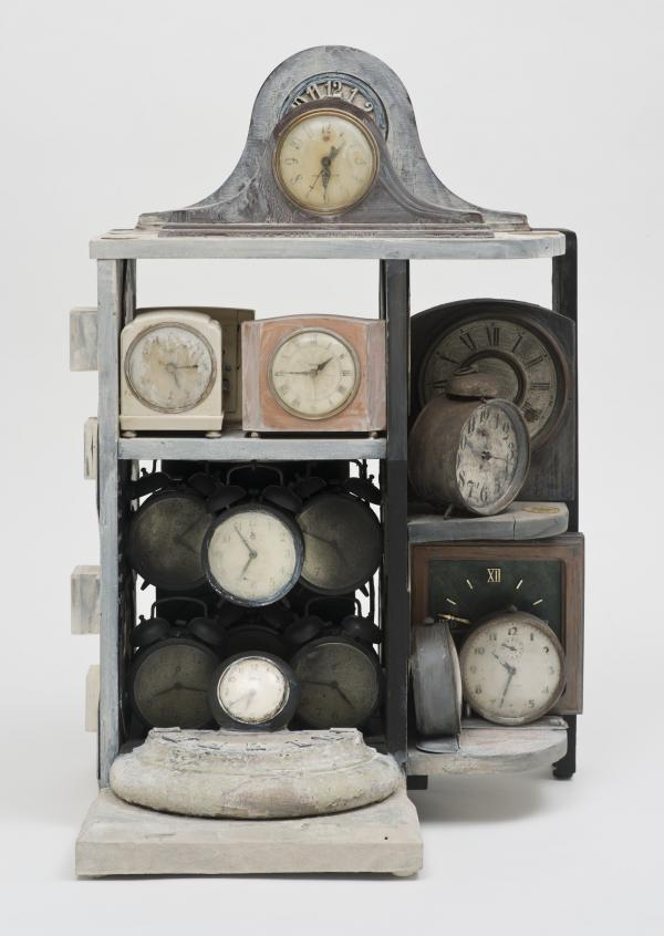 Betye Saar, Still Ticking, 2005