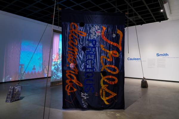 Cauleen Smith: Stars in My Pocket and the Rent Is Due exhibition view