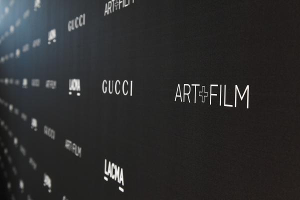 Red carpet at the 2018 LACMA Art + Film Gala