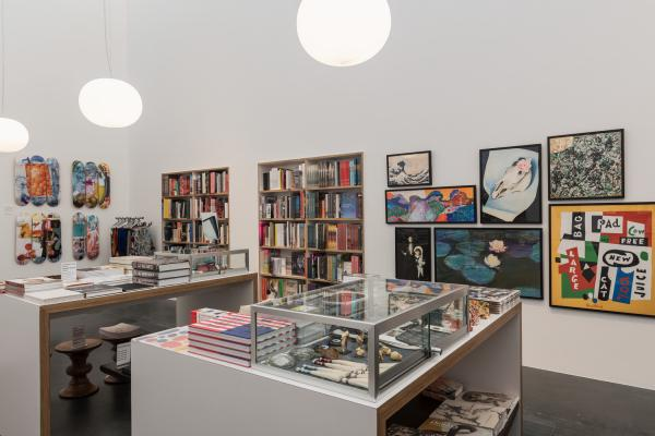 The LACMA Store in the Resnick Pavilion
