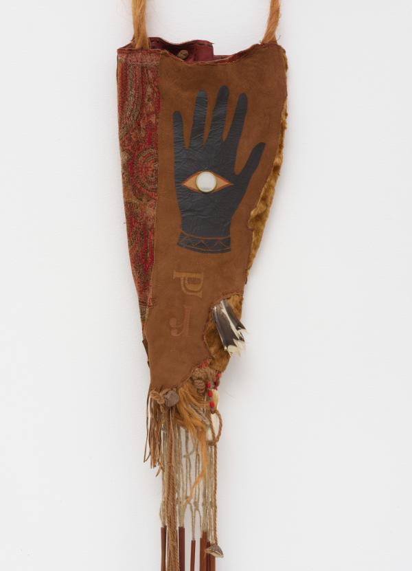 Betye Saar, Mojo Bag #1 Hand