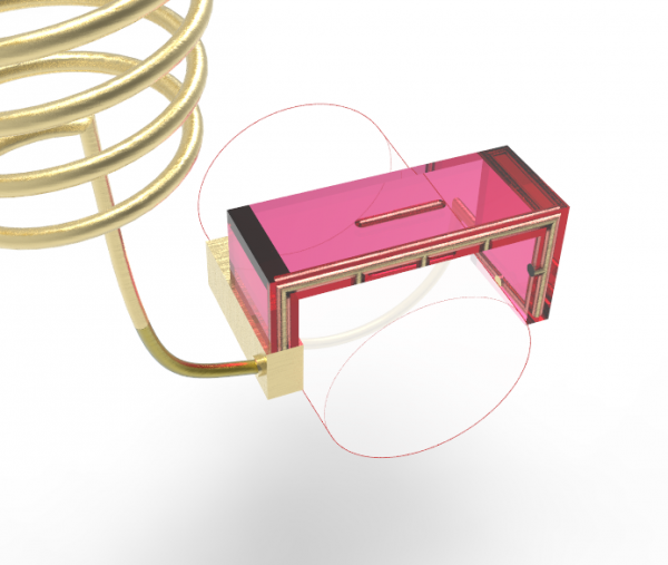 Bracelet sketch for Pink Slime Caesar Shift, image: Miranda Jin, Berna Onat, and Tongxin Sun