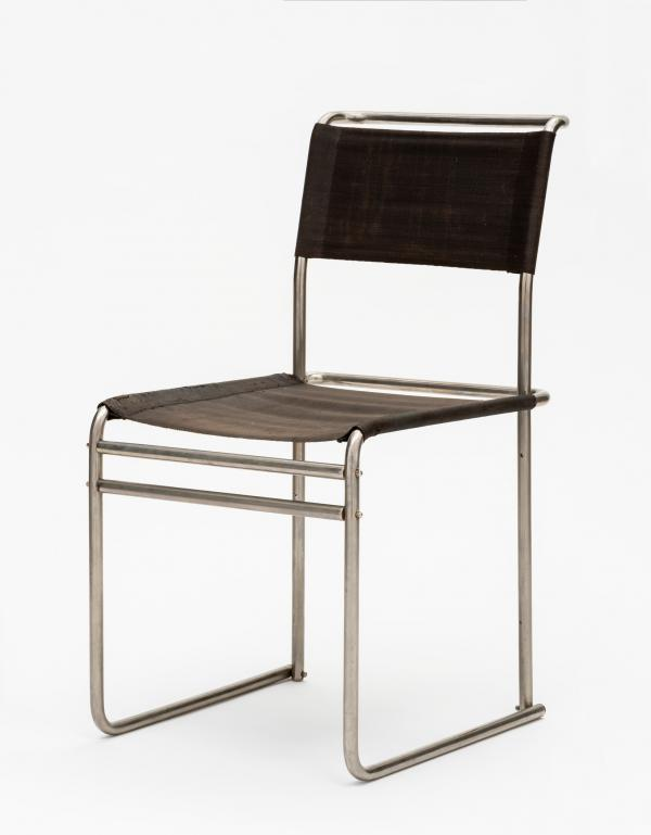 Image of Marcel Breuer's B5 chair in LACMA's collection
