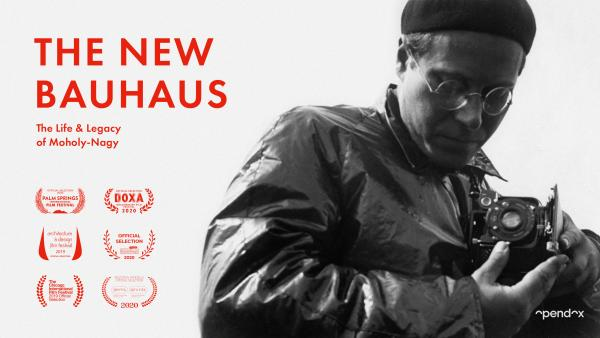poster for The New Bauhaus documentary