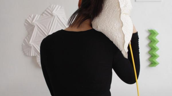 Radical Soft Robots (phase 1): Pillow Study, photo courtesy of Eun Young Park