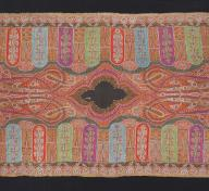 Woman's Shawl, India, Kashmir, mid-19th century, Los Angeles County Museum of Art, gift of Anna Bing Arnold, photo © Museum Associates/LACMA