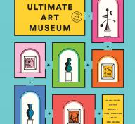 """Cover of the book """"The Ultimate Art Museum"""""""