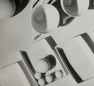 Grit Kallin-Fischer, Töpferarbeiten und Keramikwaren (detail), c. 1930