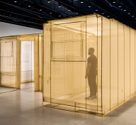 Do Ho Suh, Apartment A, Unit 2, Corridor and Staircase, 348 West 22nd Street, New York, NY 10011, USA (detail), 2011–14