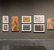 Installation photograph, Charles White: A Retrospective, Los Angeles County Museum of Art, February 17–June 9, 2019