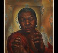 Charles White, Bessie Smith, 1950