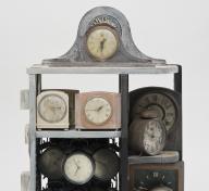 Betye Saar, Still Ticking, 2005