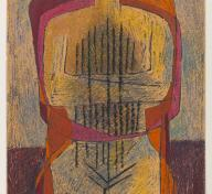 Luchita Hurtado, Untitled, c. 1951