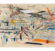 Julie Mehretu, Retopistics: A Renegade Excavation, 2001