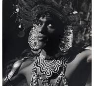 Reg van Cuylenburg, Dancer at the Annual Procession of the Tooth Relic, Sri Lanka, Kandy, 1957