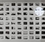 Farideh Lashai, When I count, there are only you…, But when I look, there is only a shadow, 2012–13