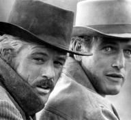 Still from Butch Cassidy and the Sundance Kid, 1969