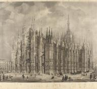 Fratelli Bramati (Bramati Brothers), Duomo di Milano, 19th century